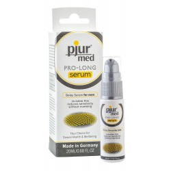 Lubrifiant Pjur Med Pro-Long Serum 20 ml