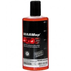 Huile de Massage Warmup Cerise 150ml
