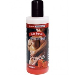 BodyKiss fresa 100 Ml