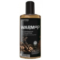 Huile de Massage Warmup Café 150ml