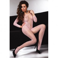 ABRA BODYSTOCKING – PINK