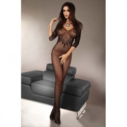 JOSSLYN BODYSTOCKING – BLACK S/L