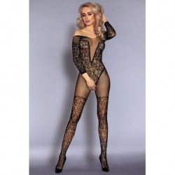 NURYA BODYSTOCKING SCHWARZ