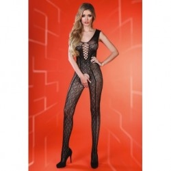 SIERRA BODYSTOCKING NOIR