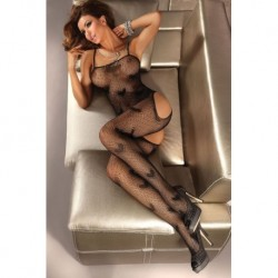 TITANIA BODYSTOCKING – BLACK