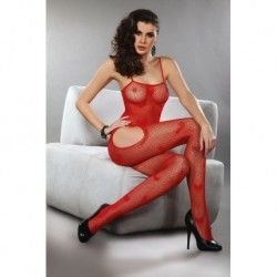 TITANIA BODYSTOCKING – RED