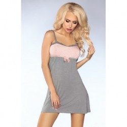 INNOCENT ROSE CHEMISE - MODEL 104