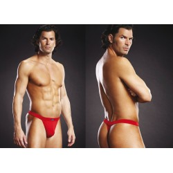 BLUE LINE Performance Microfiber Thong rot L/XL