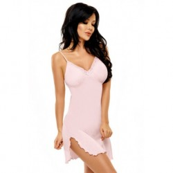 CAMICIA NOTTE MARCY CHEMISE ROSA