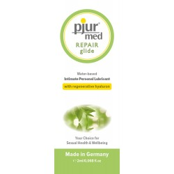 PJUR MED REPAIR GLIDE BAG 2ML