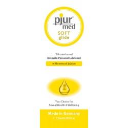 Lubrifiant Pjur Med Soft Glide Sachet 1,5 ml