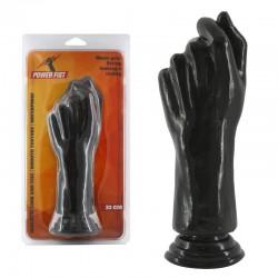 Consolador Fisting Power Fist Negro