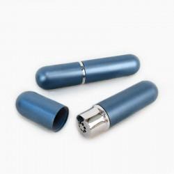 Inhalateur pour Poppers Aluminium - Bleu