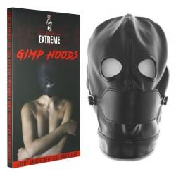Cappuccio maschera Gimp con muso rimovibile