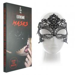 Máscara de Encaje Sexy Lace - Negra