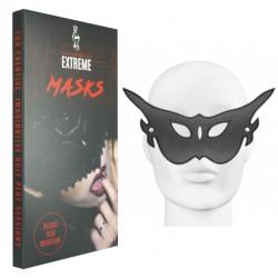 Máscara en Cuero Batwoman