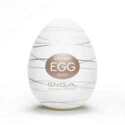 Tenga Masturbating Egg Silky