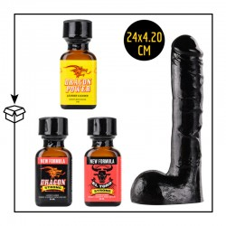 Pack Popper Dragon Aromas