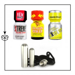 Glasgow Poppers Pack