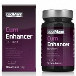 CoolMann Potenziatore di sperma 30 capsule