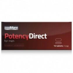 CoolMann Male Potency Direct 16 tabs