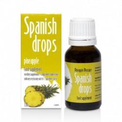 Gouttes Spanish Drops Ananas 15ml