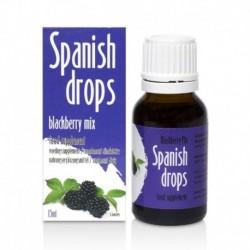 Gotas Spanish Drops Mezcla Amora 15ml