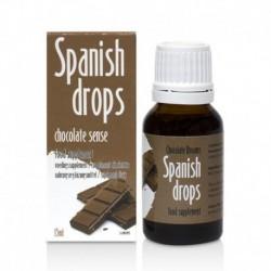 Gouttes Spanish Drops Chocolat 15ml