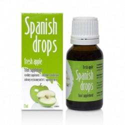Gotas Spanish Drops Manzana 15ml