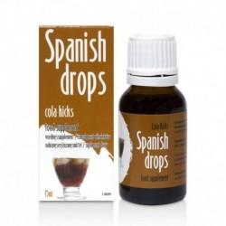 Gouttes Spanish Drops Cola Kicks 15ml