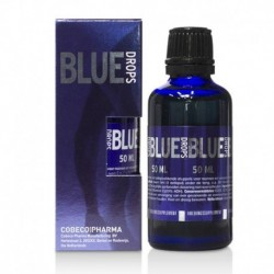 Gouttes Blue Aphrodisiaques 50 ml