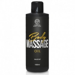 CBL Cobeco Massage Oil Neutral 1000ml