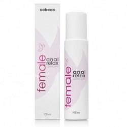 Cobeco Anal Relax Lubricant 100ml Gleitmittel weiblich