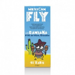Afrodisiaco Mexican Fly 15 Capsule