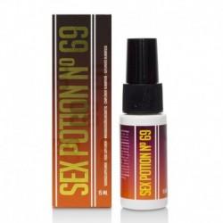 Sex Potion 69 Spray Estimulante 15ml