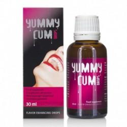 Cambiatore di Sapore di Sperma Yummy Cum Drops 30ml