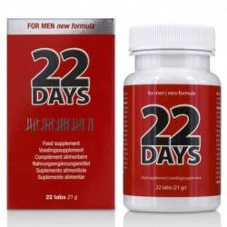 Augmentation du Pénis 22 Days Penis Extension 22 Caps