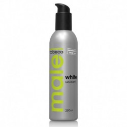 Lubrifiant qui Simule Sperme Male Cobeco White 250ml