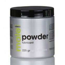 Lubrifiant en Poudre Male Cobeco Powder 225g