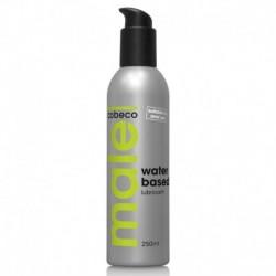 Lubricante a Base de Agua Male Cobeco WB 250ml