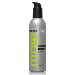 Lubrifiant à Base de Silicone Male Cobeco SB 250ml