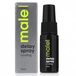 Spray Retardante Efecto Enfriamiento Male Cobeco