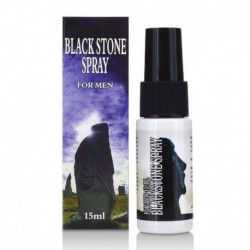 Spray Ritardante per Peni Black Stone 15ml