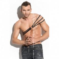 Harness for Men 06 Black