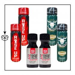 Pack Popper Nuovo Dragon Aromas