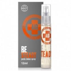 Spray Ritardante di Eiaculazione AID Be Steady Penis Delay 12ml