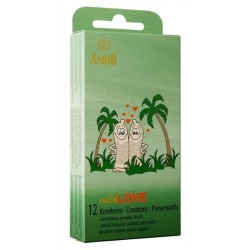 Amor Wild Love Condoms 12 pack