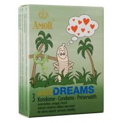 Préservatifs Amor Wild Dreams Pack 3