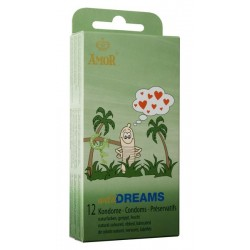 Condones Amor Wild Dreams Pack 12