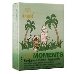Préservatifs Amor Wild Moments Pack 3